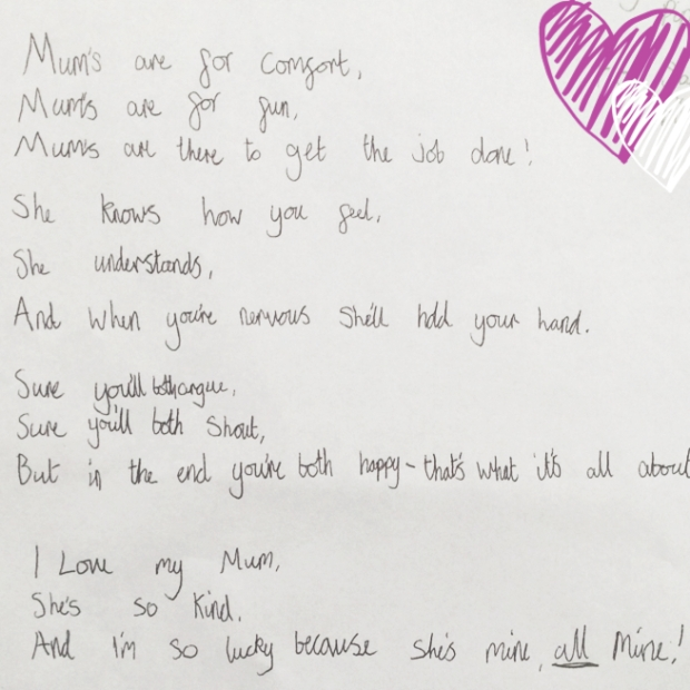 A Birthday Poem from Missy