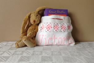 Dinky Little Crochet Bag