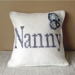 NannyCrochetCushion