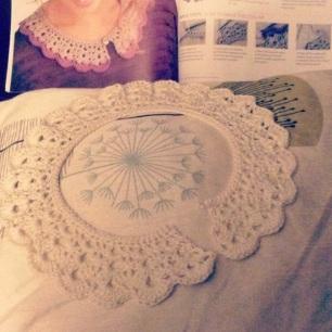 Crochet Collar 02