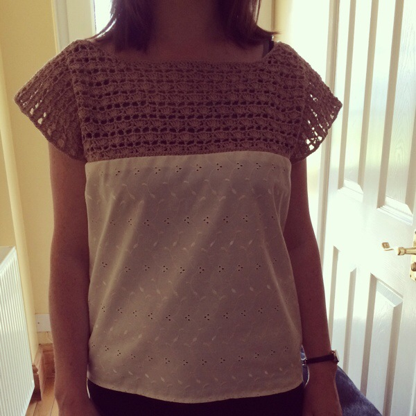 Ginkgo Crochet Top 04
