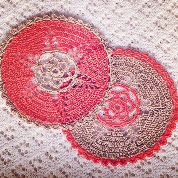 Crochet Doilies - Mollie Makes