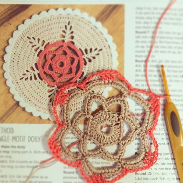 Crochet Doily - Mollie Makes