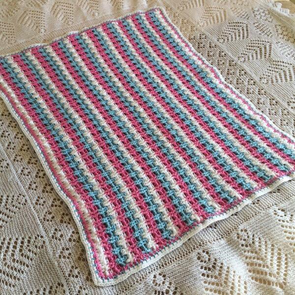 Candyfloss Blanket Full