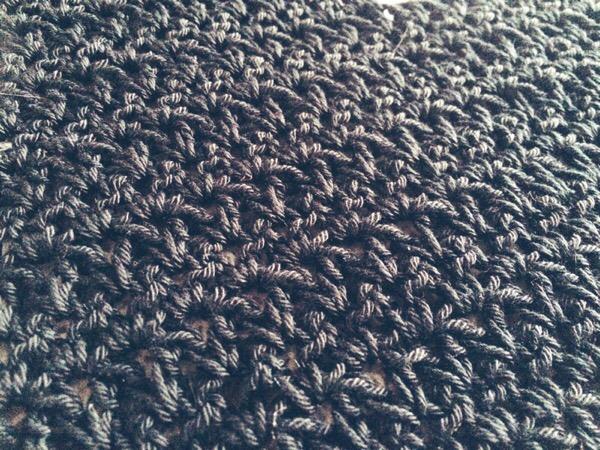 Crochet V-Stitch
