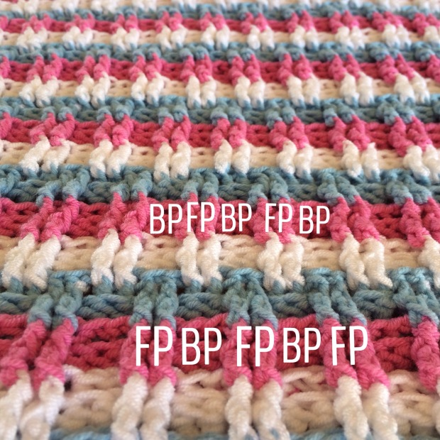 Candyfloss Blanket Guide