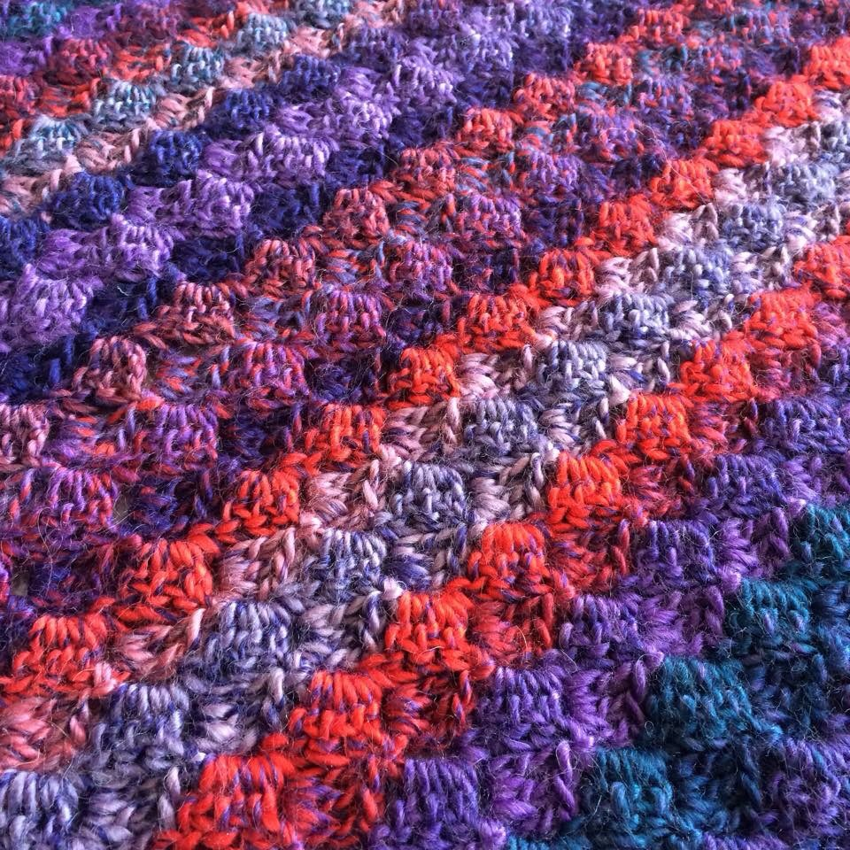 Crocheting Corners : Corner to Corner Crochet Blanket PatternPiper Crochet