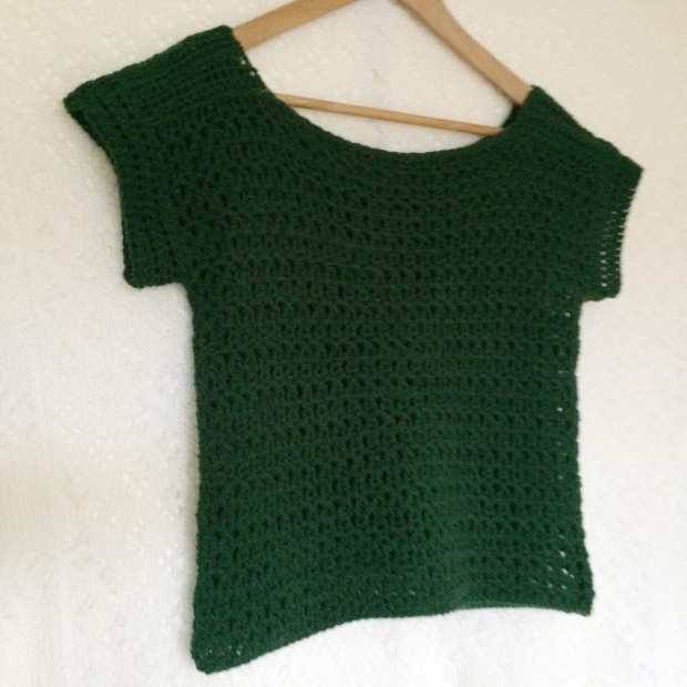 PatternPiper Crochet Jumper
