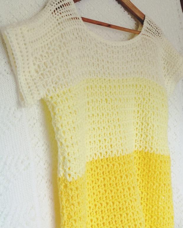 PatternPiper Crochet Ombré Jumper