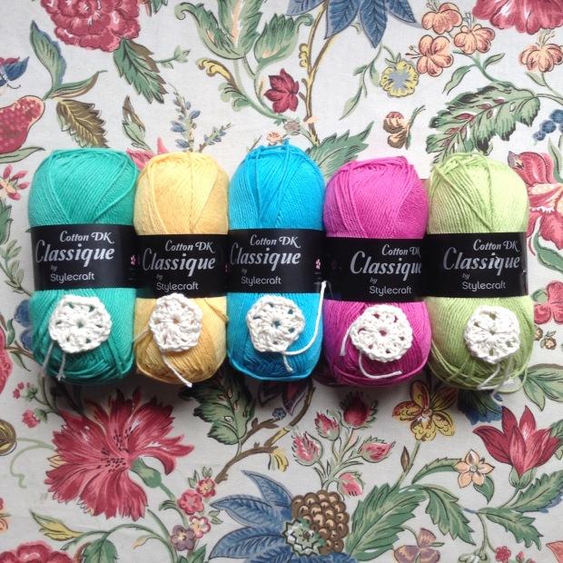 Stylecraft Classique Cotton