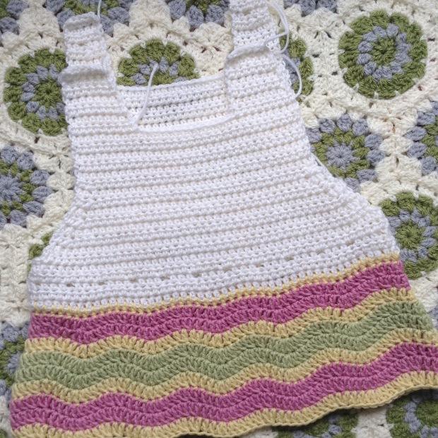PatternPiper - Summer Tunic Dress (WIP)