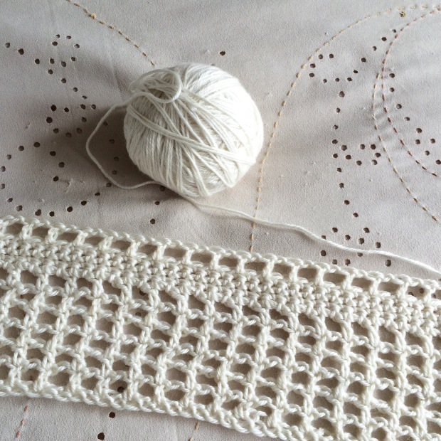 PatternPiper Crochet Mesh