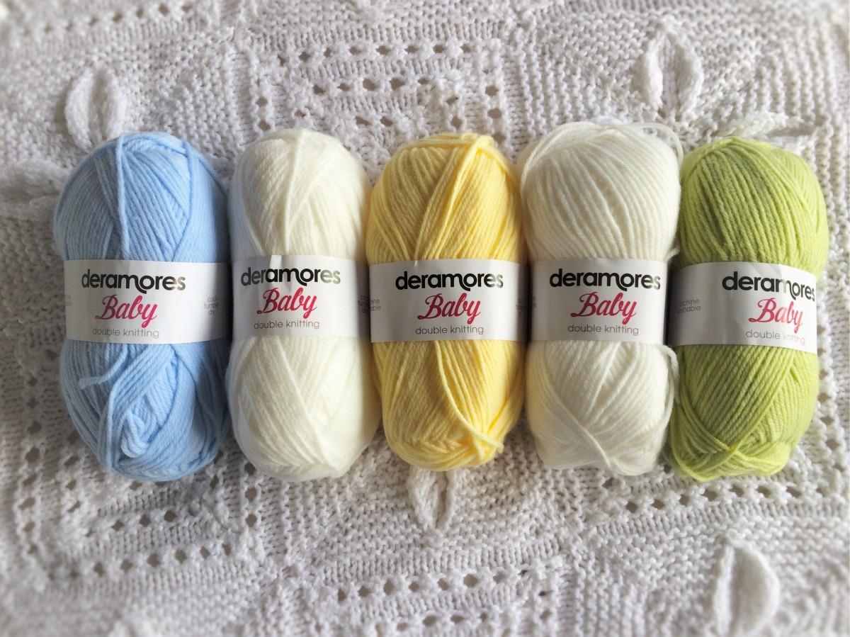 PatternPiper Crochet Spring Field Blanket Yarn_1