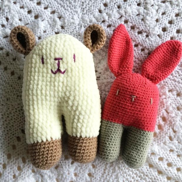PatternPiper Crochet Bipeds