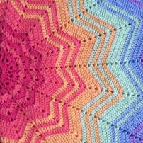PatternPiper_Rainbow_Star_Blanket
