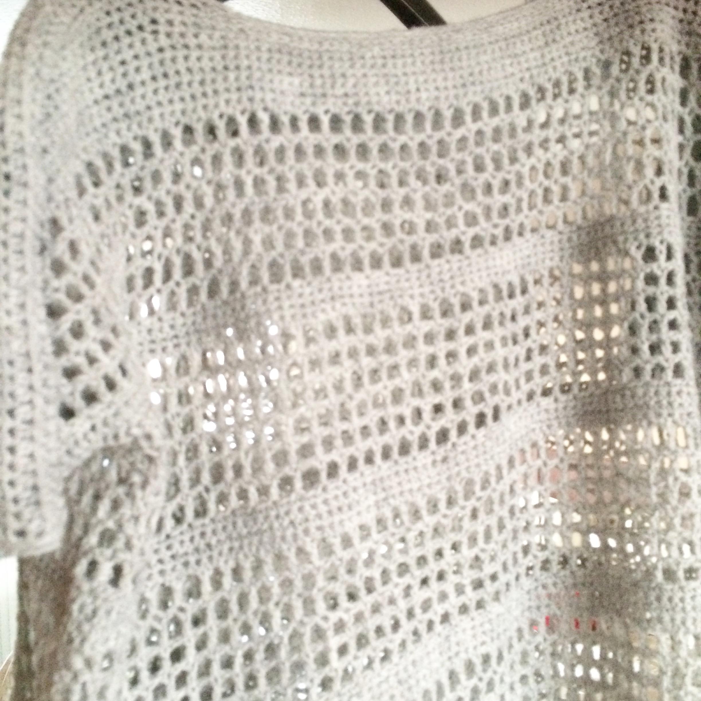 Open Mesh Crochet Top – a free crochet pattern – PatternPiper.Com