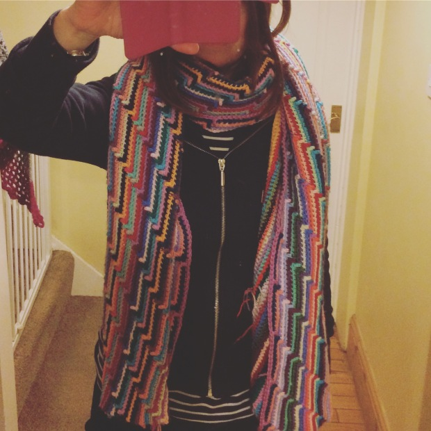 PatternPiper Groovyghan Scarf